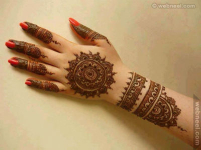 Most Amazing Pakistani Mehndi