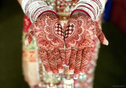 Most Pakistani Mehndi Designs