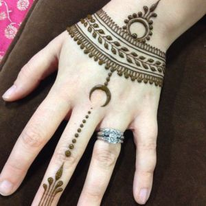 Most amazing pakistani mehendi designs with pictures