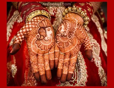 traditional Pakistani Mehndi Designs