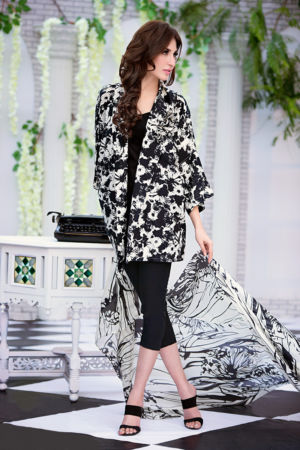 Black Soya Silk SY-06