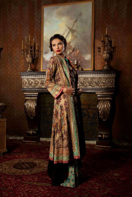 Latest Bridal Dresses 2013 l Bridal Dresses By Kamiar Rokni l Beautiful Bridal Dresses Lahore Girls l Collection Of Bridal Dresses 2013 - 2014 (7)