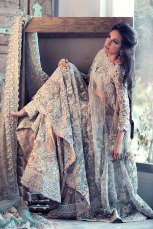 Latest Bridal Dresses for Barat and Walima