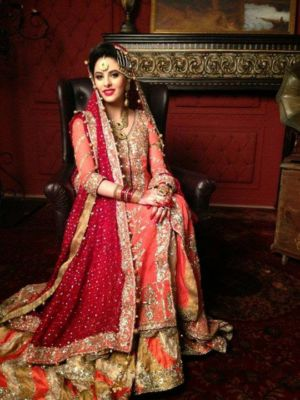 fed93e9d5 Pakistani Wedding Dresses for Females   Beatifull Girls