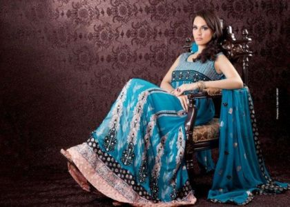 New and Stylish Wedding Dresses 2016 Pakistani