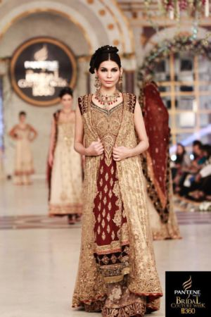 Pakistani Bridal Dresses 2016